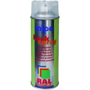 Każdy kolor w aerozolu - Mipa mix spray 400 ml