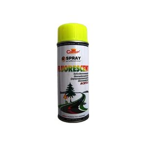 Farba CHAMPION COLOR fluorescencyjna spray 400 ml.